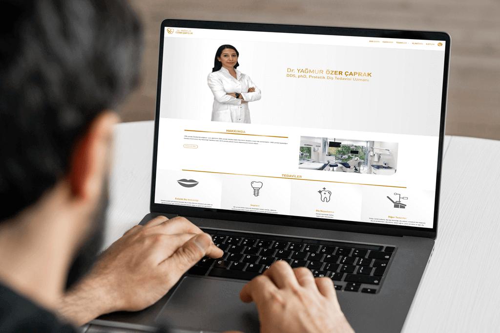 Kişisel Web Tasarım