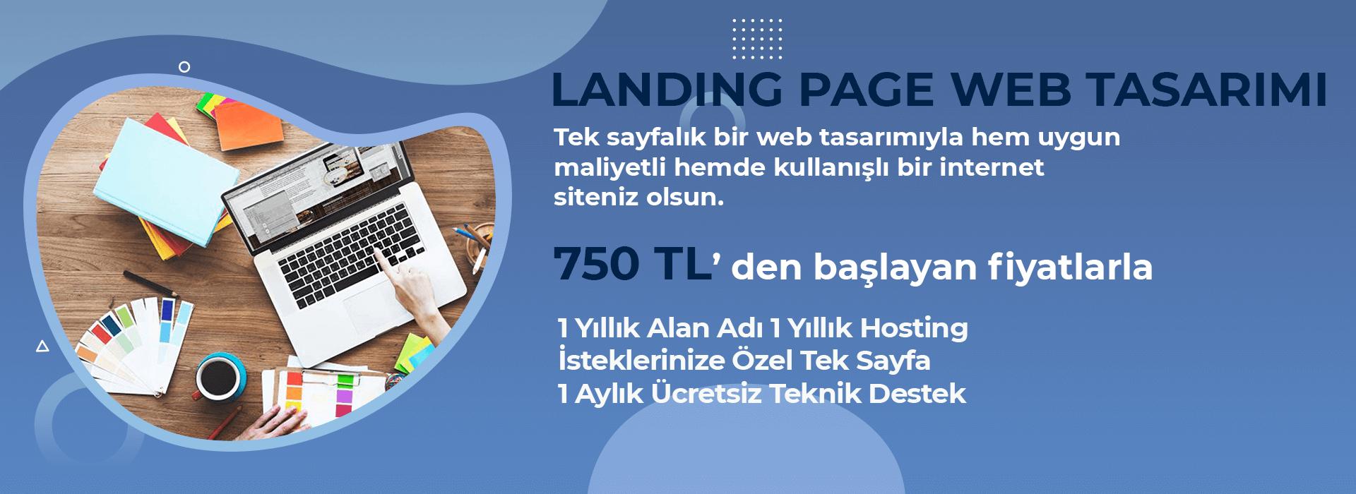 Landingpage Web Tasarımı